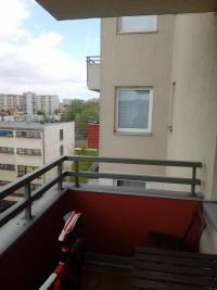 zabezpieczenie balkonu ŚLICZNA