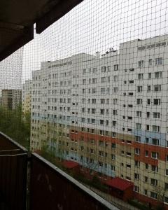 zabezpieczenie balkonu  ŁUŻYCKA