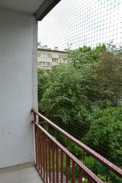 Zabezpieczenie Zabezpieczenia Balkonu Przed Ptakami