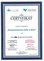 Certyfikat-PAZIA